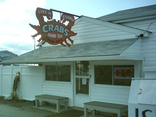 Tyler's Crab House in Chesapeake Beach, MD