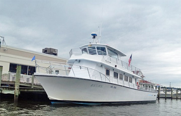 Tyler 39 s tackle shop and crab house for Chesapeake beach fishing charters